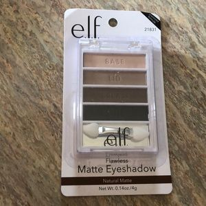 NEW ELF Matte Eyeshadow